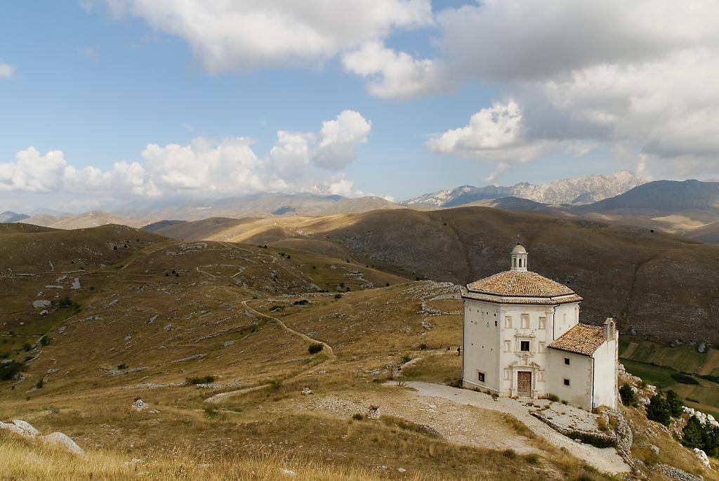Abruzzo - Parco del gran Sasso