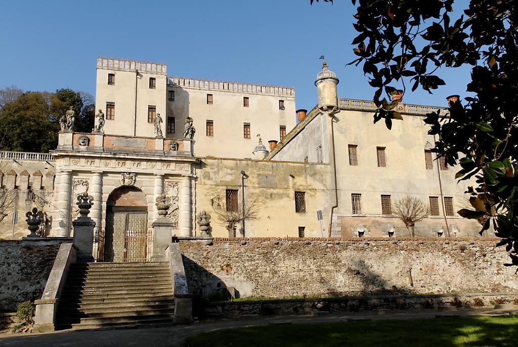 Battaglia Terme - Castello Cataio