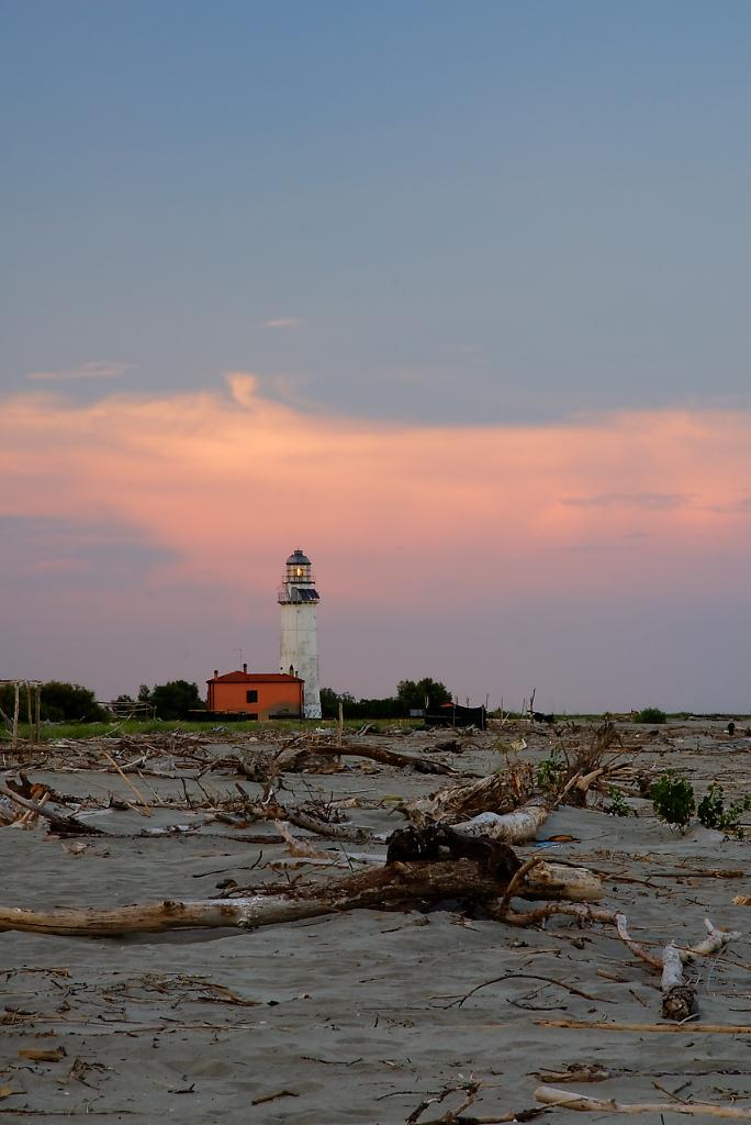 Delta del Po - Isola dell'amore