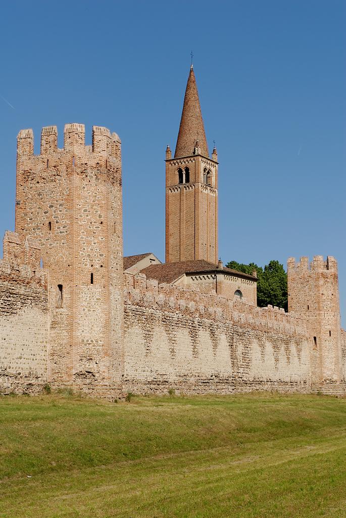 Montagnana - Mura medievali