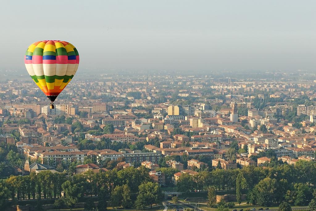 Ferrara e i Balloons