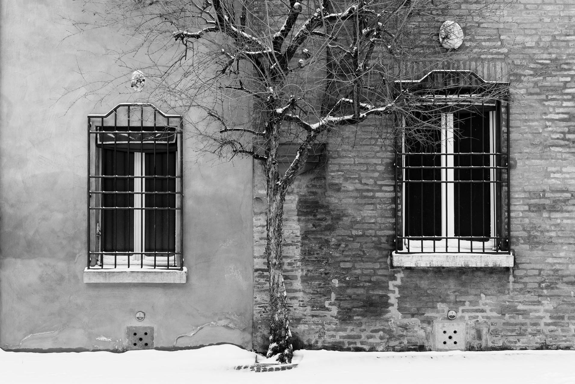 Ferrara in bianco e nero