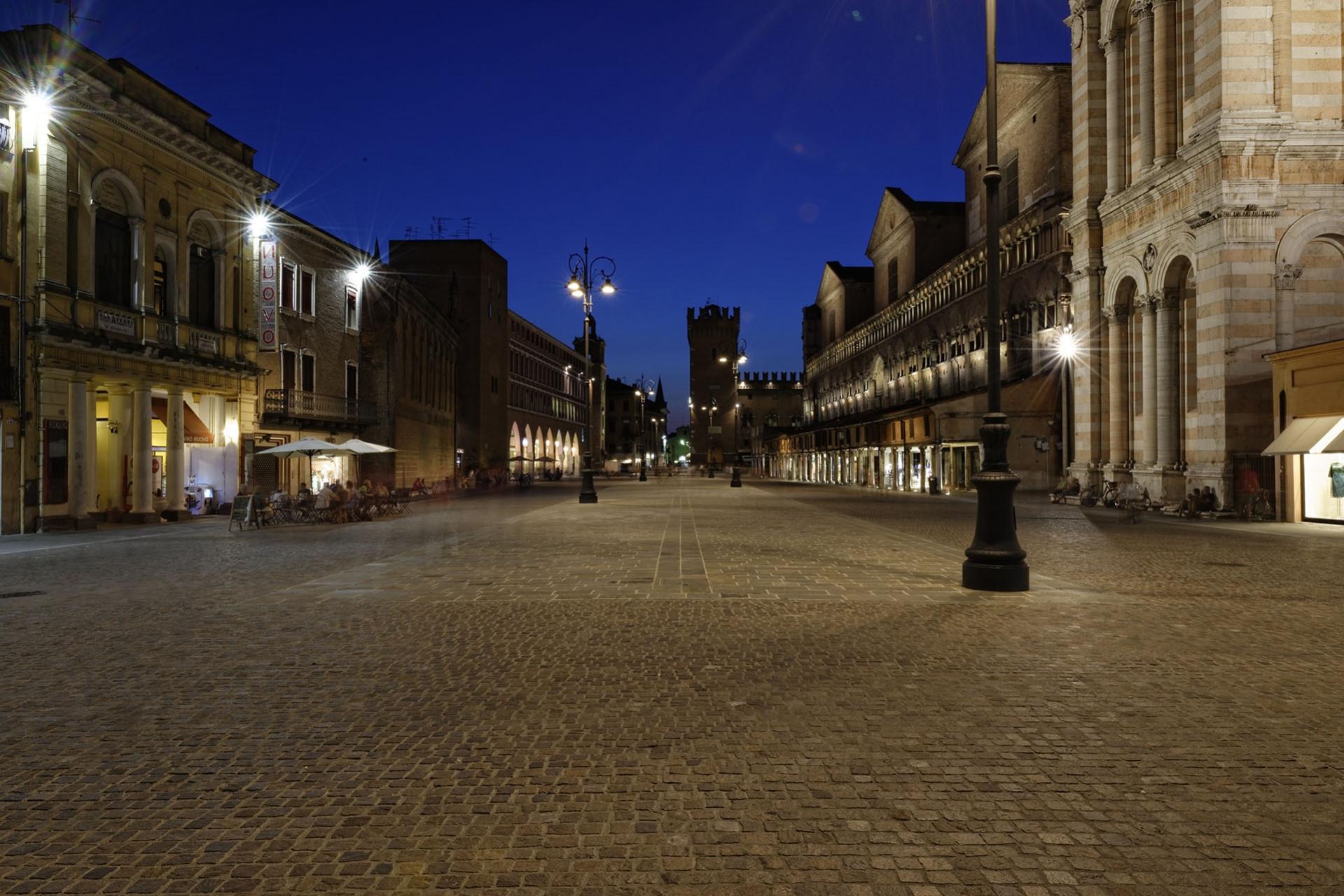 Ferrara by Night