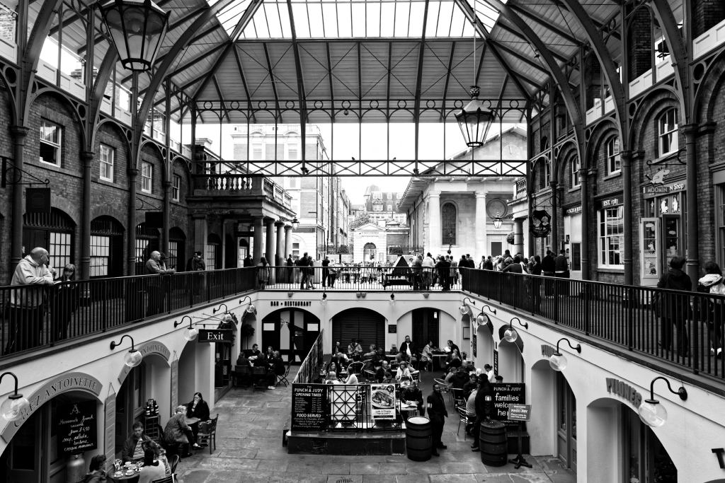 Covent Garden, Apple Market