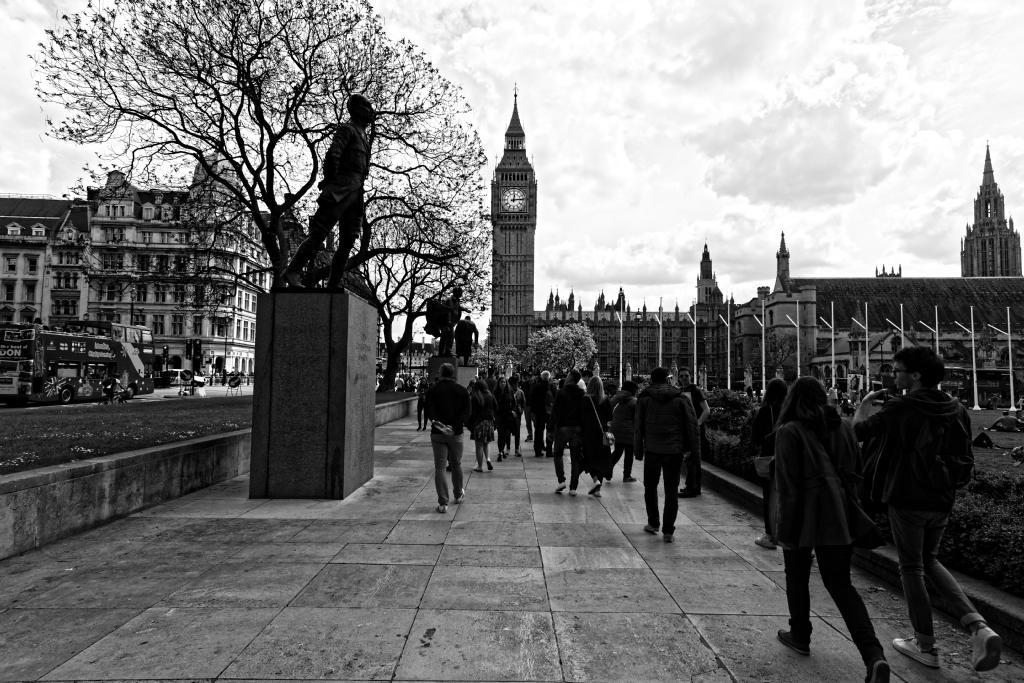 Parliament Square Garden