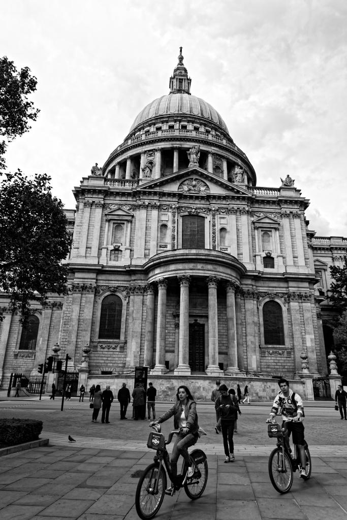 La cattedrale di St. Paul